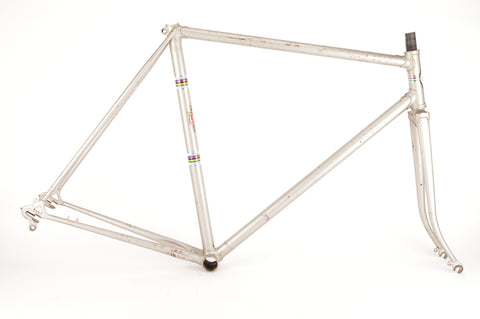 Belvedere Type LUX Special frame in 56 cm (c-t) / 54.5 cm (c-c) with Zeus dropouts