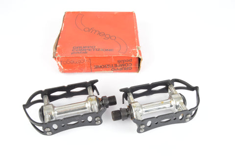 NOS/NIB Ofmega Competizione Pedals with english threading from the 1980s