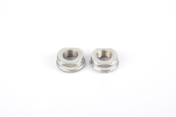 NOS Shimano Rear Hub Locking Nuts in 7.6 mm Height