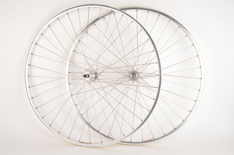 Wheelset with Mavic MA2 Clincher Rims and Suntour Cyclon #BH-2200 Hubs from 1980s New Bike Take-Off