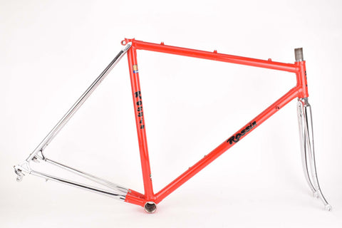 Rossin Record frame in 53 cm (c-t) 51.5 cm (c-c) with Columbus tubing