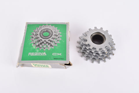 NOS/NIB Regina CX 6-speed Freewheel with 13-20 teeth and italian threading from the 1980s
