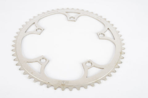 NOS Campagnolo Super Record #753/A Chainring in 56 teeth and 144 BCD from the 1970s - 80s NOS/NIB