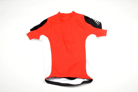 NEW Zero RH+ Rosso short Sleeve Jersey with 2 Back Pockets in Size M