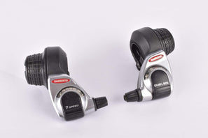 Shimano Grip Shift #ST-RS40 3x7-speed Shifter Set from 1998/99