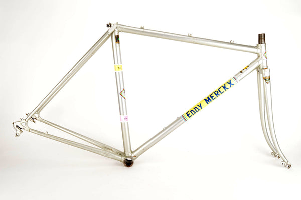 not all original Eddy Merckx Kessels frame in 52 cm (c-t) / 50.5 cm (c-c), with Reynolds 531 tubing