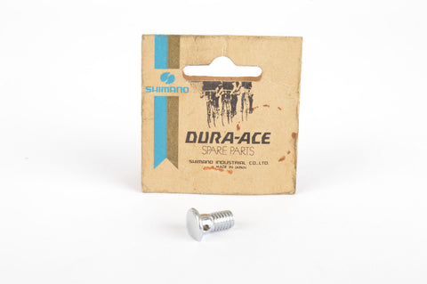 NOS/NIB Shimano First Generation Dura Ace (Crane) Rear Derailleur Cable fixing Bolt, from the 1970s