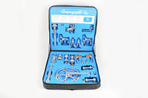 NEW Campagnolo 50th Anniversary Complete Groupset first Series in Box from 1983 NOS/NIB