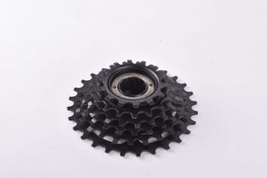 NOS Sunrace 6-speed freewheel with 14-28 teeth and english thread from 1989