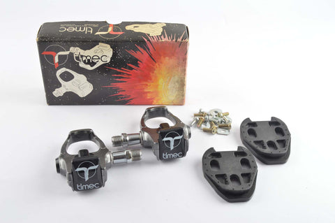 NEW Timec Corsa clipless pedals from the 1980s NOS/NIB