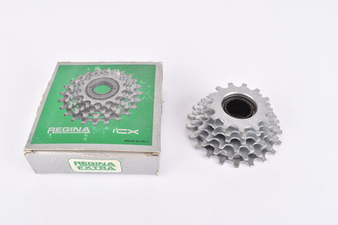 NOS/NIB Regina Extra 6-speed Freewheel with 13-21 teeth and french threading from the 1980s