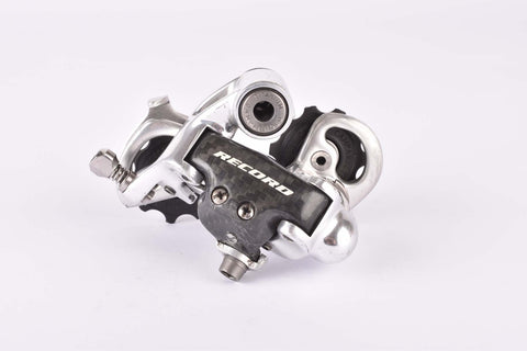 Campagnolo Record (Titanium) Carbon 10 speed rear derailleur from the 2000s