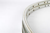 NEW Nisi silver clincher Rims 700c/622mm with 32 holes from the 1980s NOS