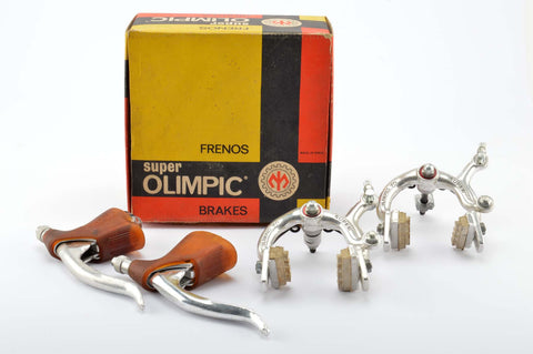 NEW Super Olimpic Brake Set from the 1970s NOS/NIB