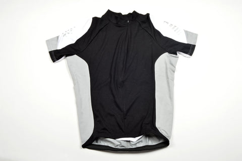 NEW Zero RH+ Nero short Sleeve Jersey with 2 Back Pockets in Size L