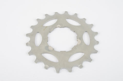 NEW Campagnolo Record #CS-8AL light alloy Sprocket with 20 teeth from the 1990s NOS