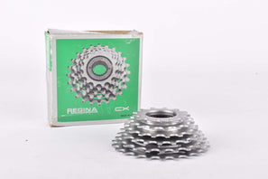 NOS/NIB Regina Extra CX 6-speed Freewheel with 13-23 teeth and english thread from 1983