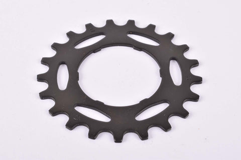 NOS Maillard 600 SH Helicomatic #MG black steel Freewheel Cog with 21 teeth from the 1980s