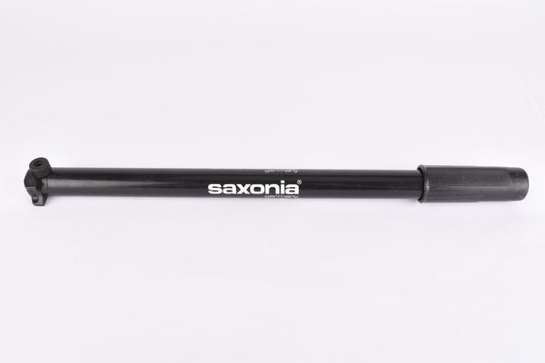 Saxonia Germany black Bike Pump in 355-385 mm