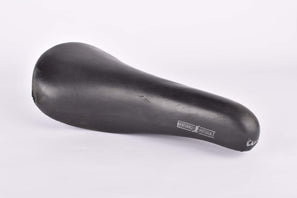 Black Selle Italia Turbo Bernad Hinault Saddle from 1980s