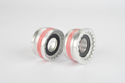 Neco Bottom Bracket Cups with italian threading 36mm x 24T