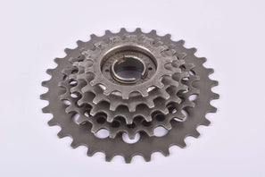Regina Extra 5-speed Freewheel with 14-31 teeth and english thread from the 1970s