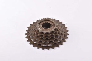 NOS San Jian 6-speed freewheel with 14-28 teeth and english thread