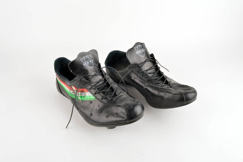 Marresi / Somec Cycle shoes with adjustable cleats in size 43 from the 1980s