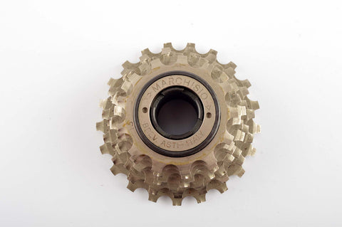 NEW Marchisio 7-speed Freewheel with 13-21 teeth from the 1980s NOS