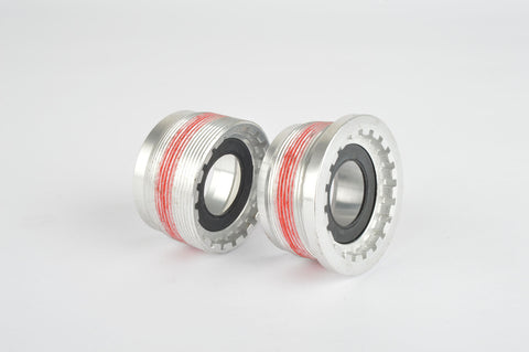 Neco Bottom Bracket Cups with french threading 35mm x P1.0