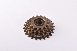 NOS T.C. & Sons (TCS) Freewheel 5-speed freewheel with 14-24 teeth and english thread