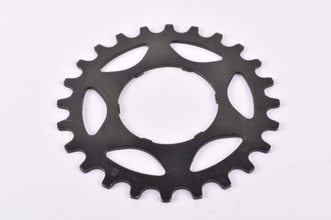 NOS Maillard 600 SH Helicomatic #MG black steel Freewheel Cog with 24 teeth from the 1980s