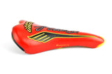 Selle Italia Turbo Matic 3 Maganese Jan Ulrich leather Saddle from 1998
