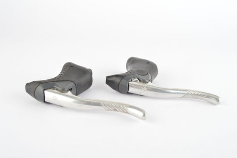 Shimano Exage Motion #BL-A251 brake lever set with black hoods from the 1990s