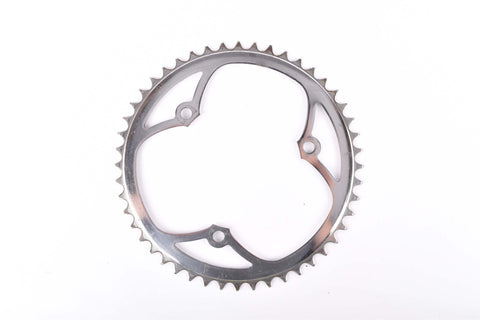 3 pin steel Chainring 49 teeth and 116 mm BCD from 1970s