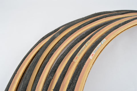 NOS 3pair IRC Triathlon Tires 700c x 20c from the 1990s