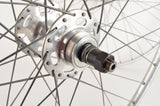 Wheelset with Mavic Sport Tubular Rims and Maillard Normandy Sport Hubs from 1970s New Bike Take-Off