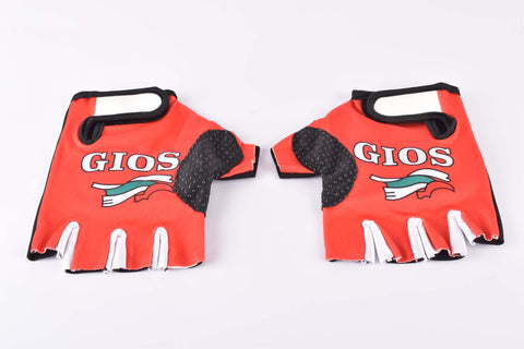 Gios Torino cycling gloves in size XL
