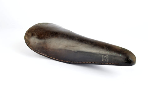 Selle Royal Super Contour Royal leather Saddle from the 1970s