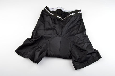 NEW Giordana MTB #A995F10K Padded Shorts in Size S
