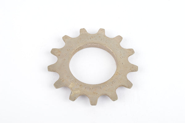 NEW Sachs Maillard steel Freewheel Cog / threaded with 13 teeth from the 1980s - 90s NOS