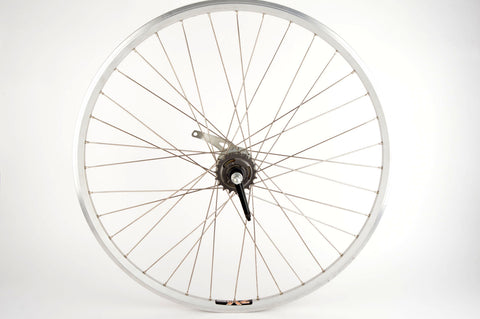 "New 28"" Rear Wheel with Exal ZX 19 Clincher Rim and Sram i-Motion 3 Hub from 2010s"