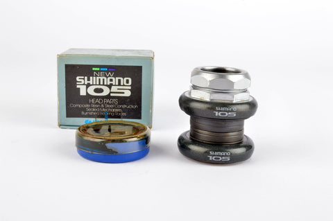 NEW Shimano 105 #HP-1050 Headset with english threading from 1987-89 NOS/NIB