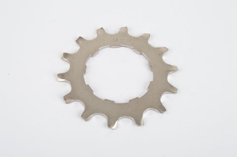 NOS Shimano Uniglide Index Cog with 14 teeth