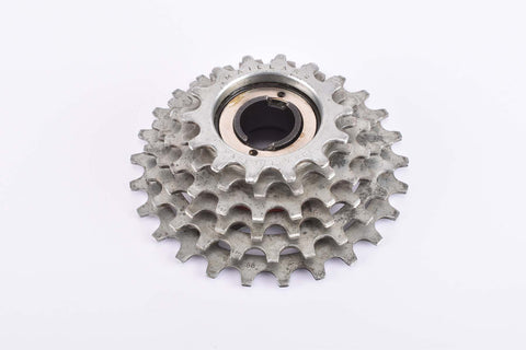 Maillard 700 Course Super 6 speed Freewheel with 14-26 teeth and english thread from 1988