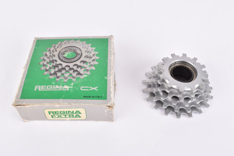 NOS/NIB Regina CX 6-speed Freewheel with 12-19 teeth and italian threading from the 1980s