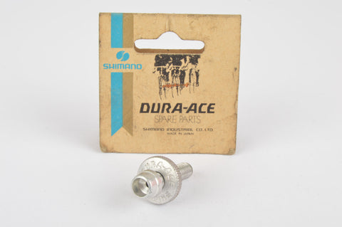 NOS/NIB Shimano Dura Ace Front and Rear Brake Caliper outer Adjust Unit, from 1973