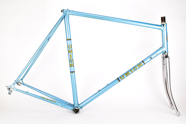 Union Race frame in 61 cm (c-t) / 59.5 cm (c-c) with Campagnolo dropouts