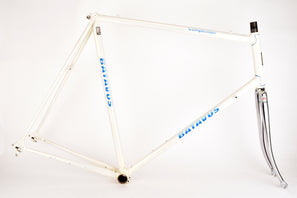 Batavus Competition frame in 63 cm (c-t) / 61.5 cm (c-c) with Columbus Matrix tubes