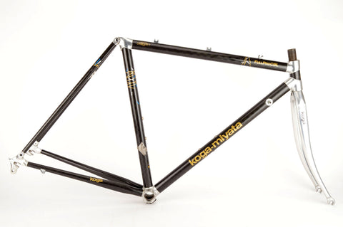 Koga Miyata Full Pro CBL frame in 50 cm (c-t) / 48.5 cm (c-c) with Carbolite-7 tubes